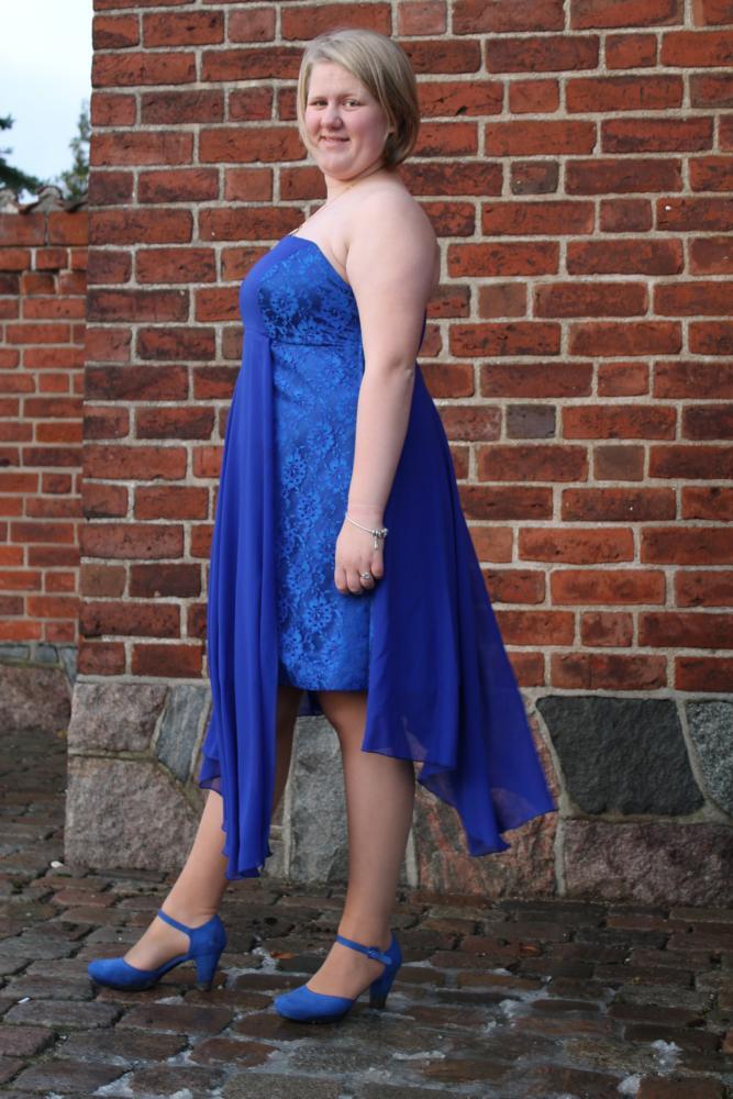 En lækker kjole, elegant og luftig!